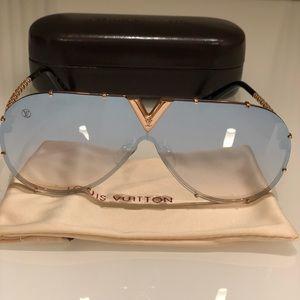 Louis Vuitton Drive Mirror Sunglasses